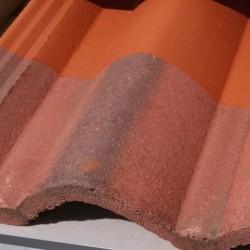 Hidrófugo coloreado para tejados