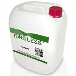 Hidrobas Idroless es un hidrófugo de bajo impacto ambiental