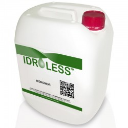 Aditivo impermeabilizante para morteros Hidromor de Idroless