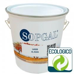 Protector para madera Lasur al Agua Ecológico de Sopgal