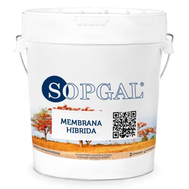 Membrana híbrida+poliuretano Sopgal