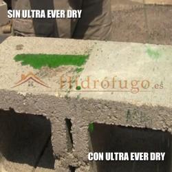 Ultra Ever Dry bicomponente hidrorepelente y oleorepelente para todo tipo de superficies