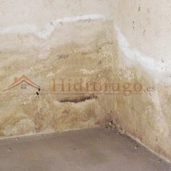 Mortero Sec Antisales Idroless para eliminar que aflore la salitre en paredes