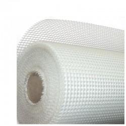 Malla de fibra de vidrio para rehabilitación e impermeabilización