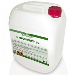 Hidrófugo líquido que contiene disolventes