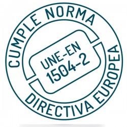 Nanohidrof-9S Cumple norma UNE-EN 1504-2