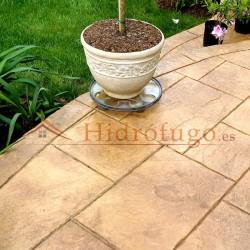 Hidrófugo para suelos antideslizante Sopgal para baldosa, plaqueta, hormigón, piedra...