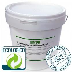 Pintura Todoterreno Idroless certificada y ecológica