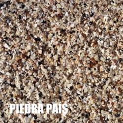 Polipiedra: revestimiento impermeable decorativo piedra país