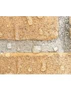 Hidrófugos que impiden las filtraciones de agua desde las fachadas o paredes