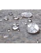 Hidrófugos para evitar las filtraciones de agua que se producen desde suelos o superficies horizontales expuestas a precipitaciones abundantes o a humedades