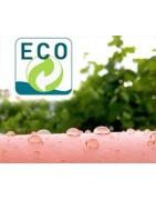 Hidrófugos ecológicos impermeabilizantes, hechos de resinas naturales y libres de disolventes,  que impiden las filtraciones de agua en superficies