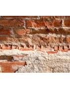 Consolidantes para compactar superficies que se deshacen en lascas o arenillas
