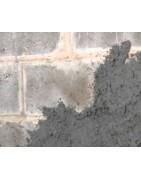 Morteros hidrófugos de reparación en suelos, paredes, fachadas, piscinas...altamente impermeabilizante y aislante