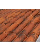 Productos hidrófugos para reparar las humedades por filtración desde tejados, cubiertas o terrazas.