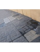 Repelentes de orines para suelos y aceras que evitan la fijación de manchas y olores provocados por la orina de personas o animales