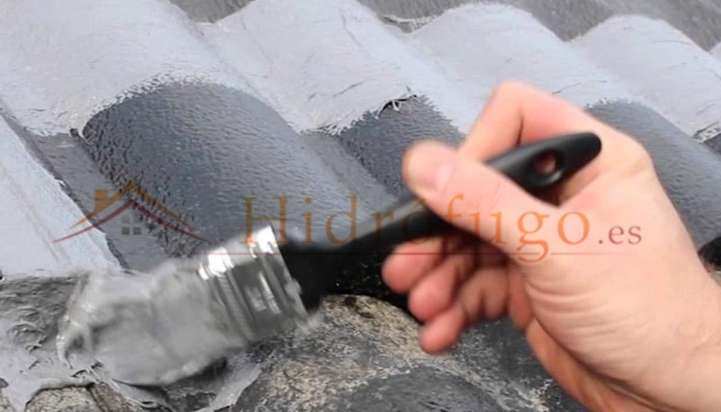 Pintura Todoterreno Idroless para zonas con estancamiento de agua o húmedas